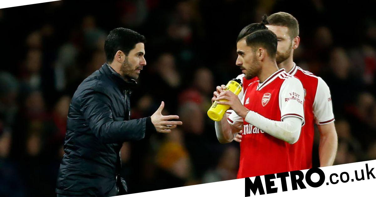 Dani Ceballos reacts to Arsenal return as Mikel Arteta rates his performance