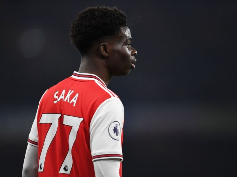 Mikel Arteta provides update on Bukayo Saka contract talks