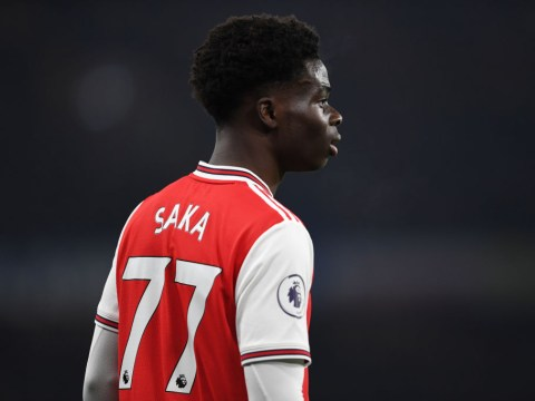 Arsenal making progress on Bukayo Saka contract talks amid Man Utd & Liverpool interest