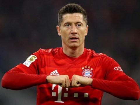 Bayern Munich manager Hansi Flick fires warning to Chelsea over Robert Lewandowski form