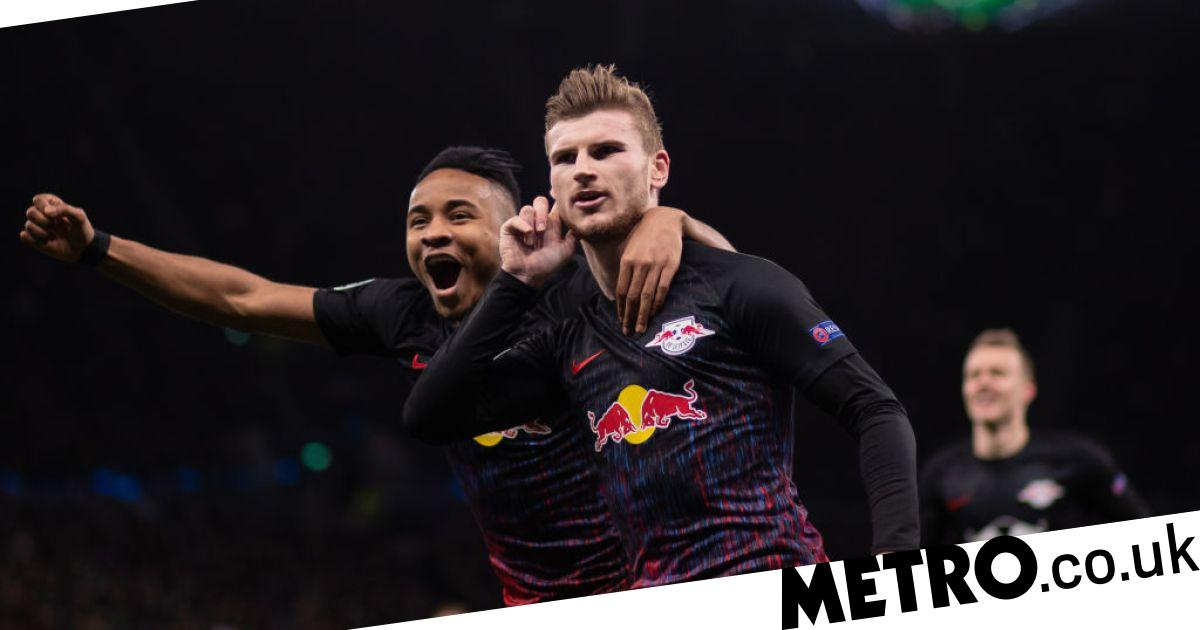 Timo Werner responds to Liverpool transfer rumours after Spurs victory