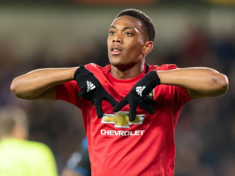Ole Gunnar Solskjaer warns Anthony Martial not to rest on his laurels at Manchester United