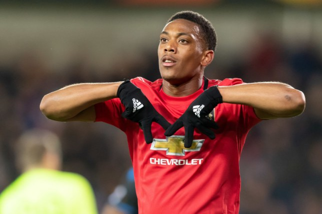 Ole Gunnar Solskjaer wants more from Anthony Martial