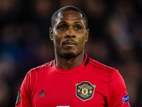 Odion Ighalo willing to sacrifice £6m to stay at Manchester United