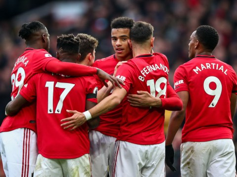 Mason Greenwood hails Bruno Fernandes impact at Manchester United after Watford rout