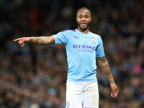 Pep Guardiola gives Raheem Sterling injury update ahead of Real Madrid Champions League clash