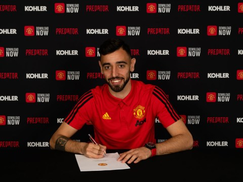 Paul Merson rates Man Utd signings Bruno Fernandes and Odion Ighalo