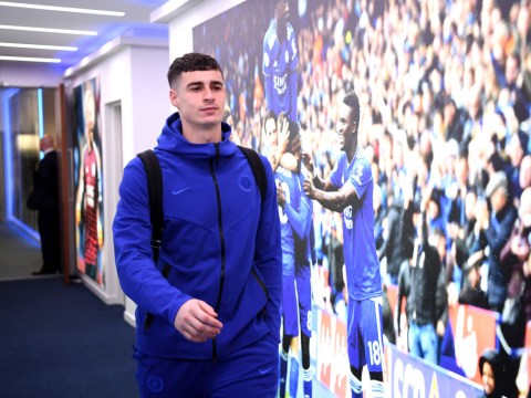 Frank Lampard reveals how Kepa Arrizabalaga has responded to being axed