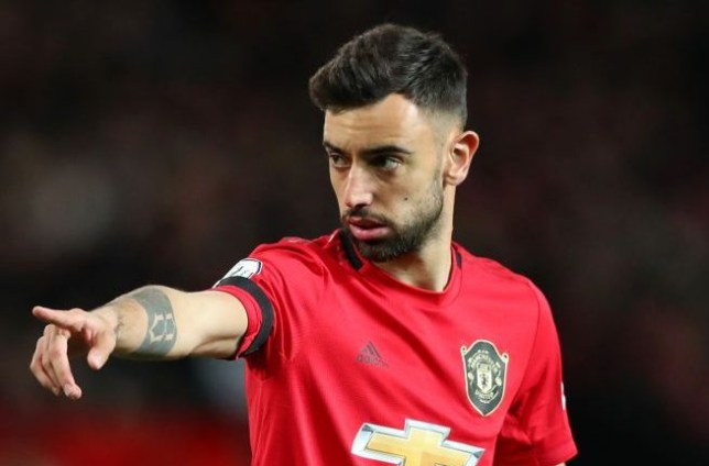 Bruno Fernandes has made a bright start to life at Manchester United