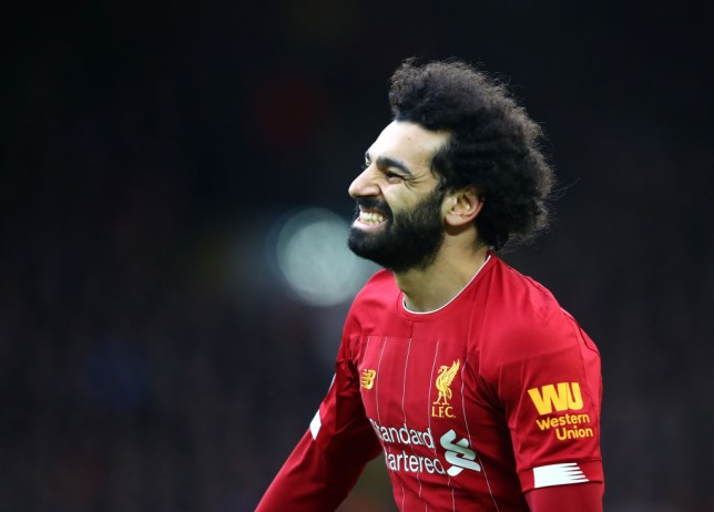 Mo Salah is Liverpool's top scorer this season with 18 goals in all competitions (Getty Images)