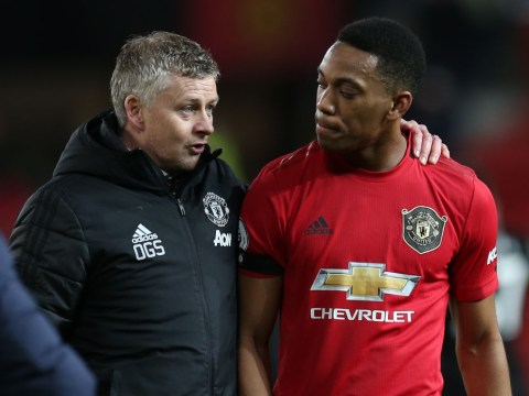 Ian Wright calls for Manchester United to drop Anthony Martial and start Mason Greenwood