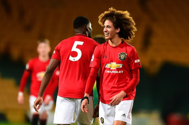 Manchester United spent £9.3million to sign Hannibal Mejbri from Monaco