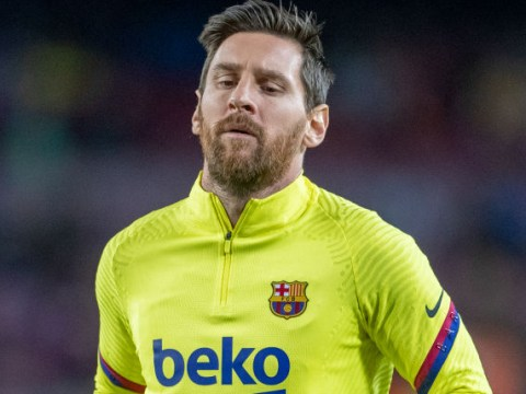 Eric Abidal to stay on at Barcelona despite public row with Lionel Messi