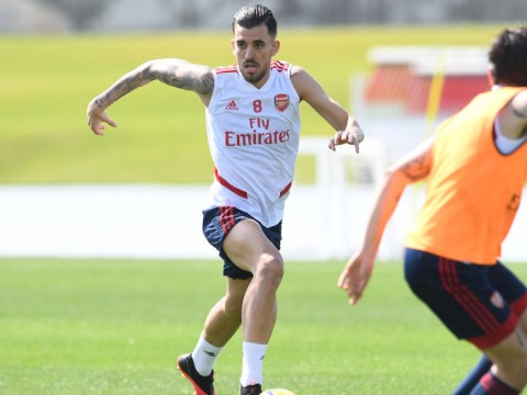 Dani Ceballos reveals why he snubbed Liverpool for Arsenal transfer