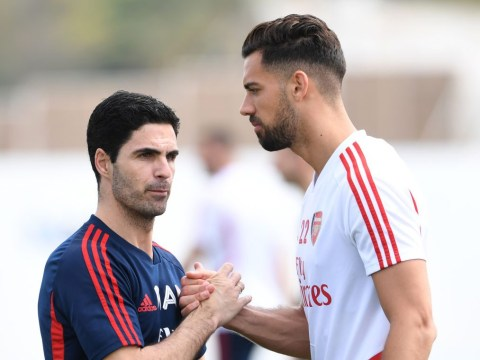 Mikel Arteta to push ahead with permanent Pablo Mari transfer as Arsenal shelve Axel Disasi interest