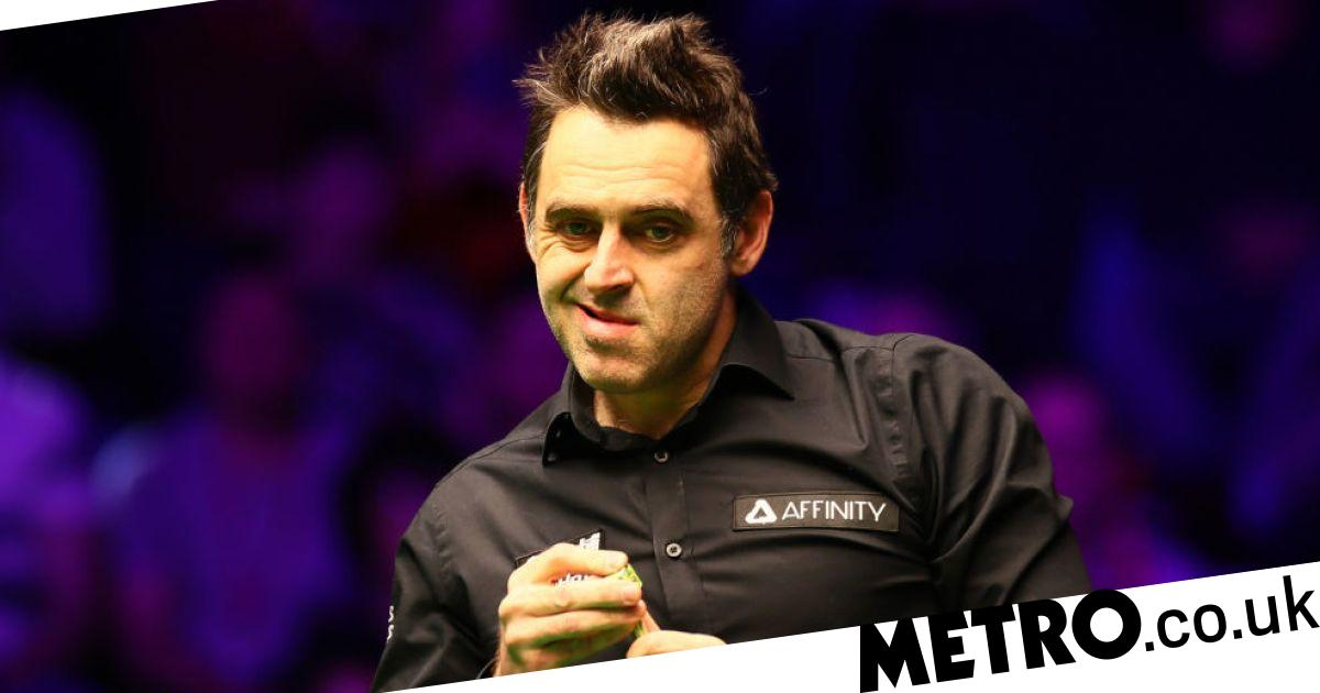 O'Sullivan hanging onto Players Champs place by a thread ahead of Shoot Out