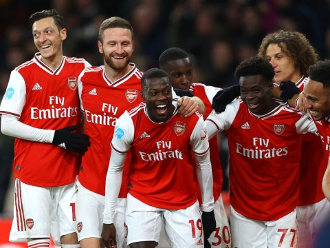 Graeme Souness compares Nicolas Pepe to Thierry Henry after Arsenal beat Newcastle