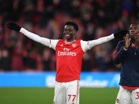 Ray Parlour sends message to Arsenal over Bukayo Saka amid Manchester United and Liverpool links