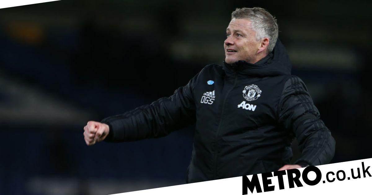 Robin Van Persie's advice to Manchester United board over Ole Gunnar Solskjaer