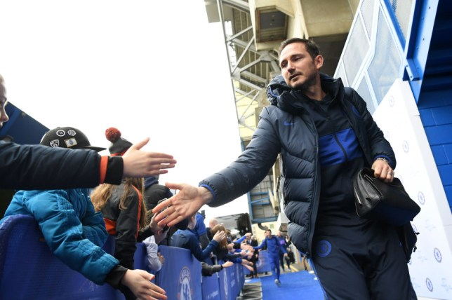 Frank Lampard has handed Olivier Giroud only his third Premier League start of the season