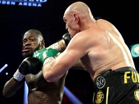 Eddie Hearn slams boxing fans who illegally streamed Tyson Fury vs Deontay Wilder