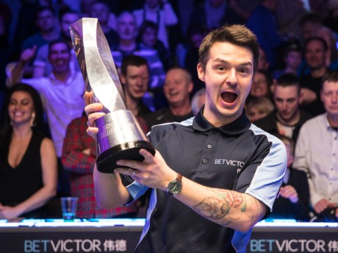 Michael Holt: It's been tough but Snooker Shoot Out win is life and career-changing
