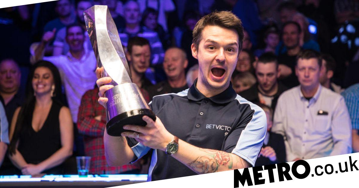 Michael Holt: It's been tough, Snooker Shoot Out win is life and career-changing