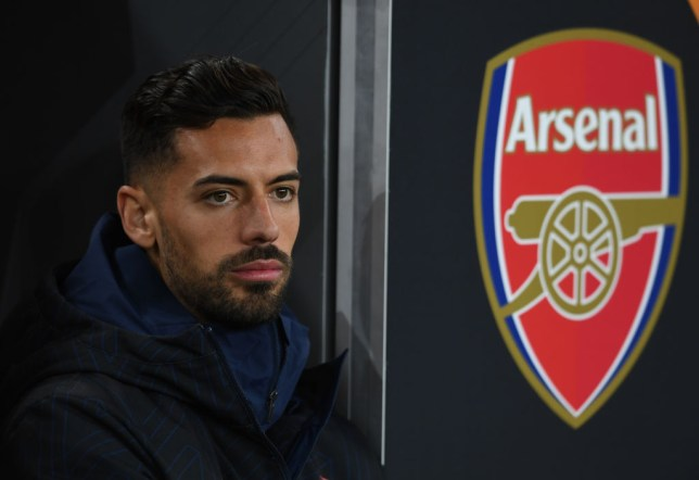 Pablo Mari is finally ready to make his competitive debut for Arsenal