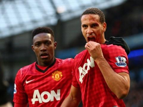Man Utd legend Rio Ferdinand responds to Man City's Champions League ban