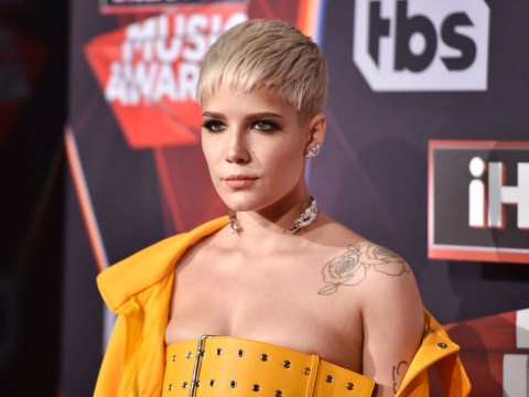 Halsey comes clean about how she really broke her ankle and admits 'it's pretty embarrassing'