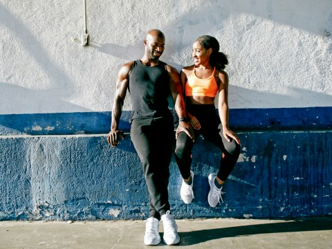 Working out with your partner could be the key to a happier relationship