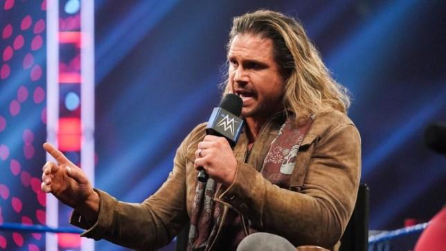 WWE superstar John Morrison talks on MizTV on SmackDown