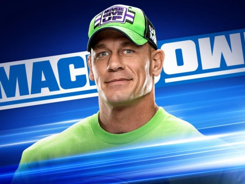 WWE confirms John Cena return for SmackDown as Hollywood star comes home