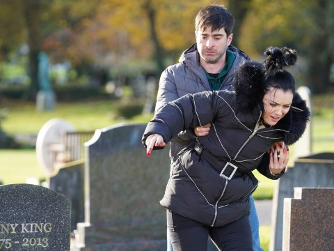 Who was Tony in EastEnders and does Leo kill Whitney?