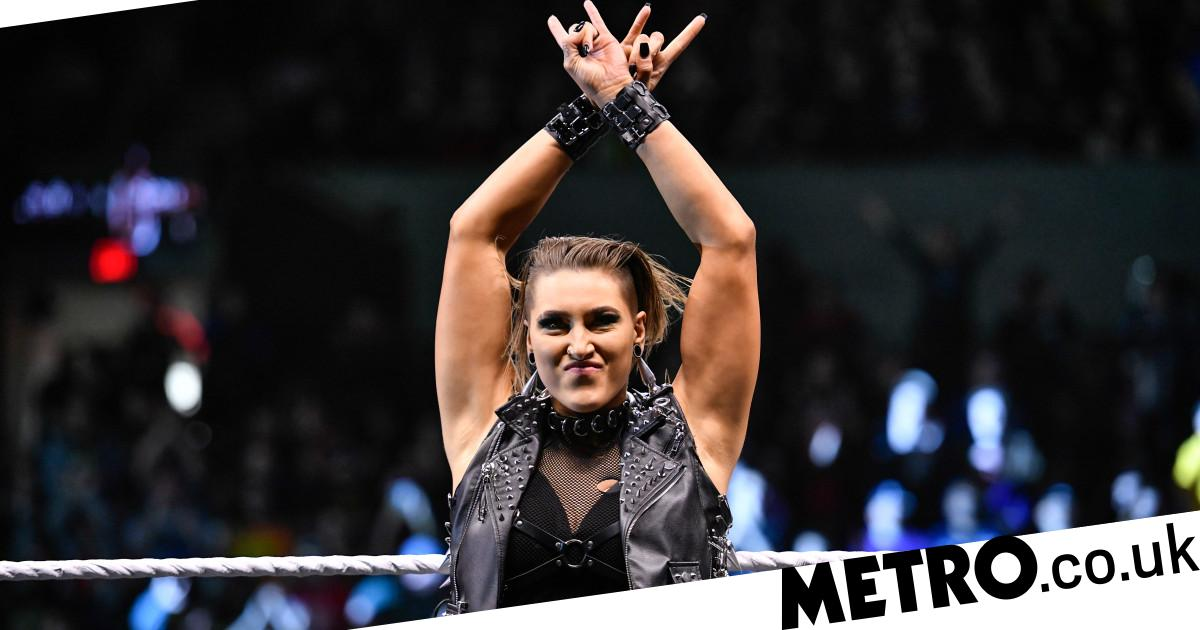 NXT's Rhea Ripley tells Dwayne Johnson's daughter Simone to block out WWE drama