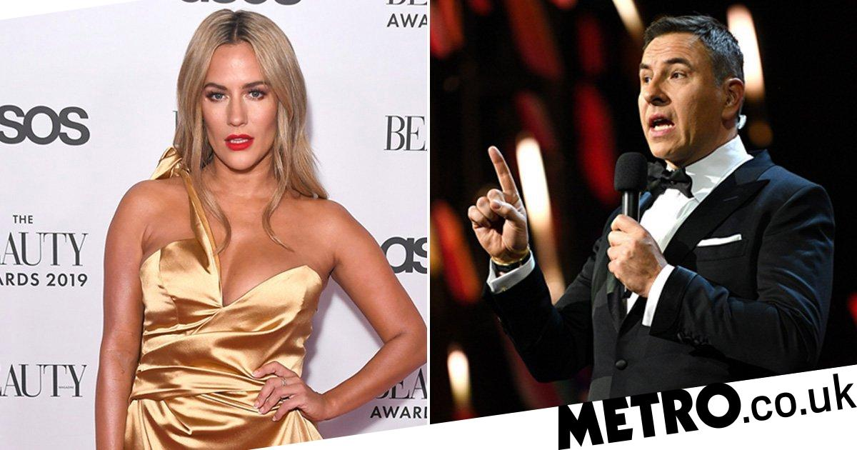 David Walliams urged to apologise for 'cheap' Caroline Flack joke after suicide