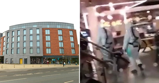UK coronavirus hotel was 'kept in dark for five hours' by health officials