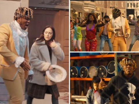 KSI channels Austin Powers for new music video as he shares love for AnEsonGib after fight