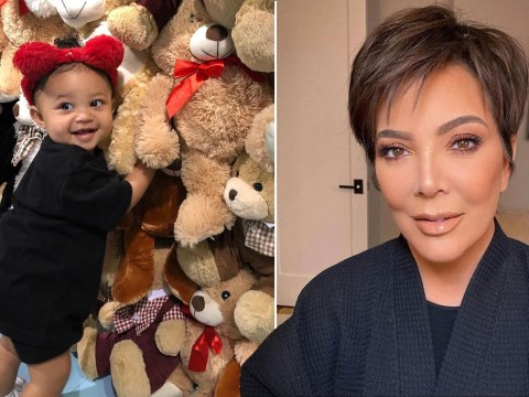 Kris Jenner's birthday message to Stormi Webster is too cute as Kylie Jenner's daughter turns two