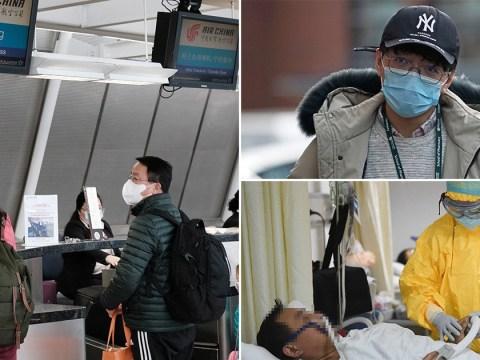 Nations ramp up border controls as Coronoavirus death toll rises