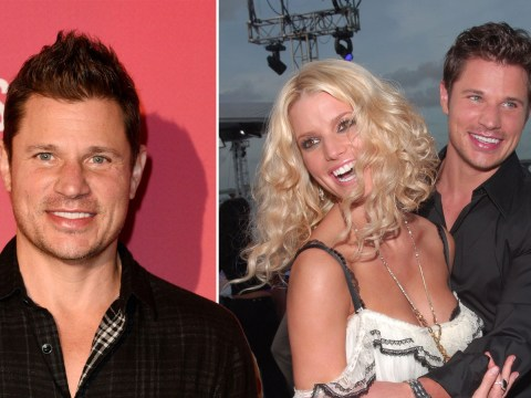 Nick Lachey says he 'hasn't read a single word' of ex Jessica Simpson's tell-all book that details their divorce
