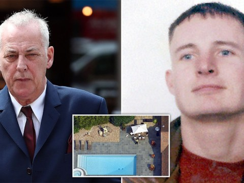 Michael Barrymore 'one of only three men' who could have violently assaulted Stuart Lubbock on night of his death