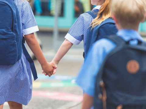 Parents could save hundreds if branded uniforms were banned