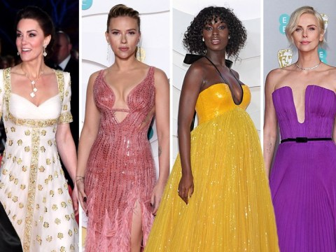 Baftas 2020: What everyone wore on the red carpet
