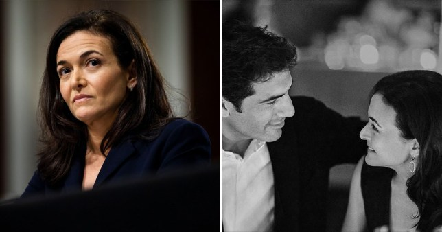 Sheryl Sandberg and fiance