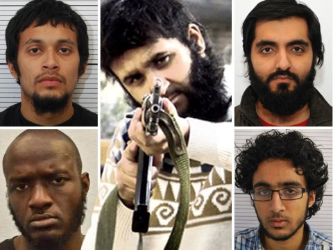 These terrorists could be walking the UK streets in the coming months