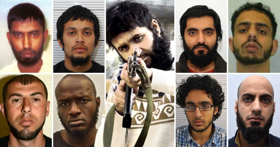 These 10 terrorists could be released in 2020