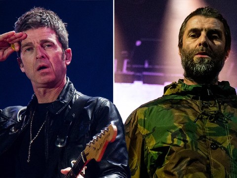 Liam Gallagher doesn't mince thoughts on new Oasis track as he slams 'tofu boy' Noel for not including him