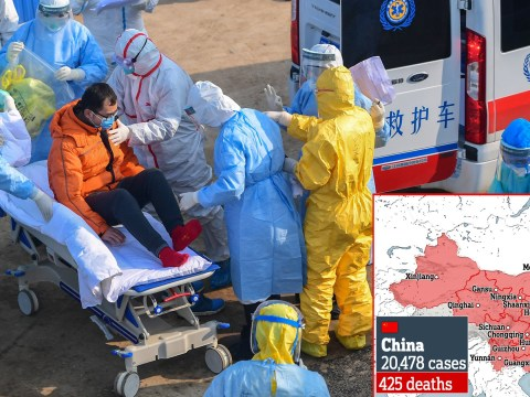 Get out now: Brits told to leave China immediately due to coronavirus