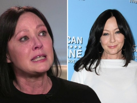 Shannen Doherty 'petrified' as she is diagnosed with stage four cancer
